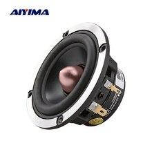 AIYIMA 3 Inch Hifi Midrange Sound Speaker Car DSP A