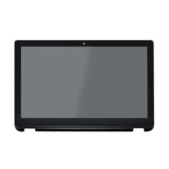For Toshiba Satellite Radius P55W-B Series P55W-B5318 P55W-B5162 Full LCD Screen Display Touch Glass Digitizer Assembly+Bezel - DISCOUNT ITEM  0% OFF All Category