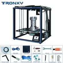Tronxy Linear Guide Rail 24V X5SA Pro OSG Double Axis External 3D Printer FDM Machine Auto level Filament Sensor New
