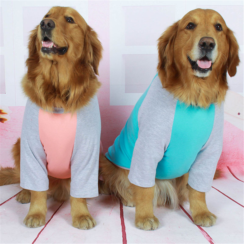Cotton Pet Clothes For Dogs (4)