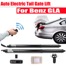 Car Electric Tail Gate Lift Tailgate Assist System For Mercedes Benz GLA X156 2015-2018 Remote Control Trunk Lid Avoid Pinch car electric tail gate lift special for lexus es 2018 easily for you to control trunk