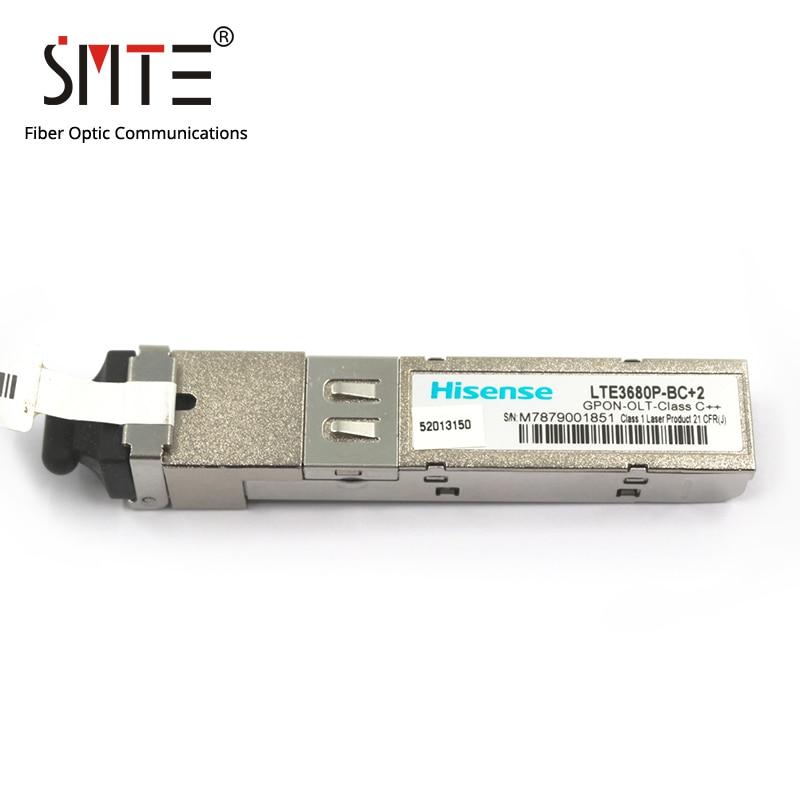 Obsługi Hisense LTE3680P BC + 2 GPON OLT CIass c + + w Urządzenia światłowodowe od Telefony komórkowe i telekomunikacja na AliExpress - 11.11_Double 11Singles' Day 1