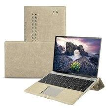 цена на For Huawei Matebook X Pro 14 inch Laptop Case Sleeve Full Angle Guard PU Leather Protective Cover For Huawei Matebook X 13 Case
