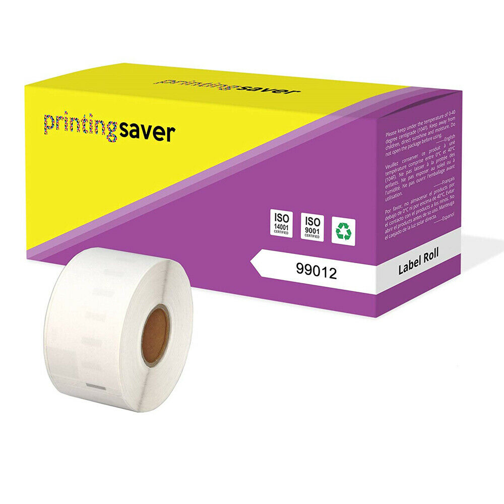 220 Labels//Roll Labels for Dymo LabelWriter 4XL 450 400 330 320 310 2 Compatible Rolls S0904980 104mm x 159mm