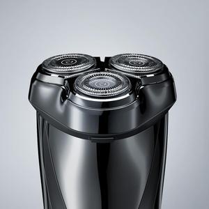 Image 2 - Youpin enchen ブラックストーン 3 プロ電気シェーバーかみそり/ヘッドカッター IPX7 防水液晶タイプ c 充電