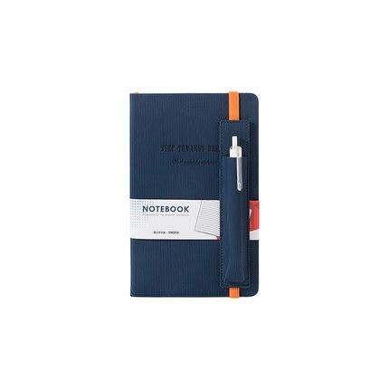 Image 5 - PU Leather Office Planner Business Notebook School Stationery Supplies 2020 Agenda Planner Organizer Pen Insert Bag NotebookNotebooks   -