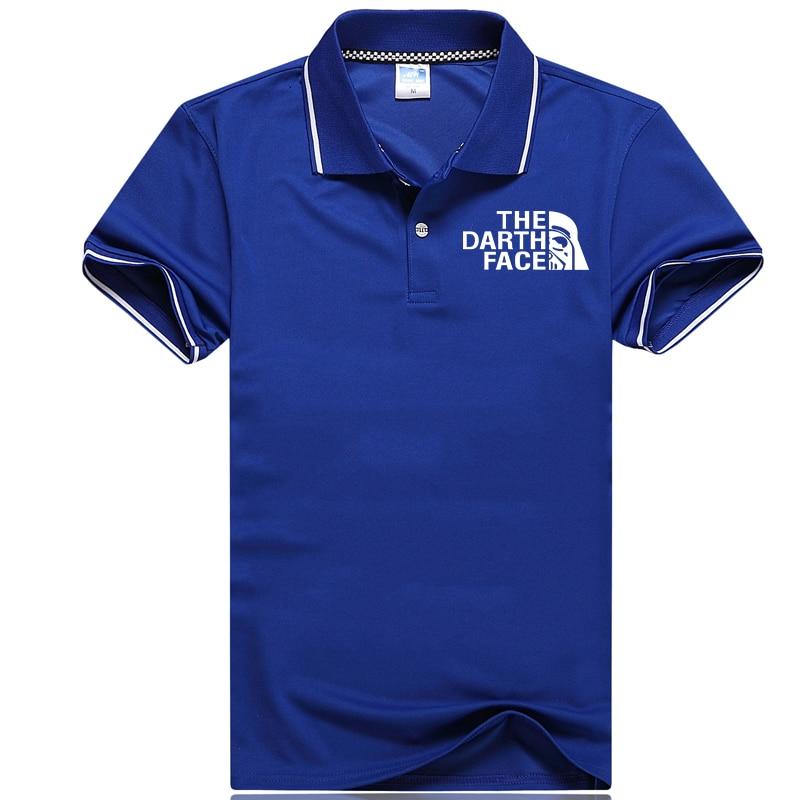 Мужская рубашка поло, быстросохнущая тонкая рубашка поло с короткими рукавами и лацканами, Повседневная дышащая деловая рубашка поло, лето 2020|Поло|   | АлиЭкспресс