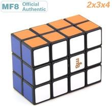 MF8 2x3x4 Magic Cube 234 Professional Neo Speed Puzzle Plastic Twisty Antistress Fidget Educational Toys For Children mf8