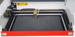 Image 2 - Free shipping 50w 4060 co2 laser engraving machine 220v/100v laser cutter machine laser CNC,High configuration laser engraver