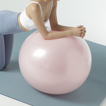 Balance Fitness-Ball Yoga-Ball Exercise Pilates Workout-Ball-Yj032 Inflatable Thickened