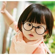 Retro Classic Children Sunglasses Girls Boys Round Frame Coating Mirror Colorful Eyewear.