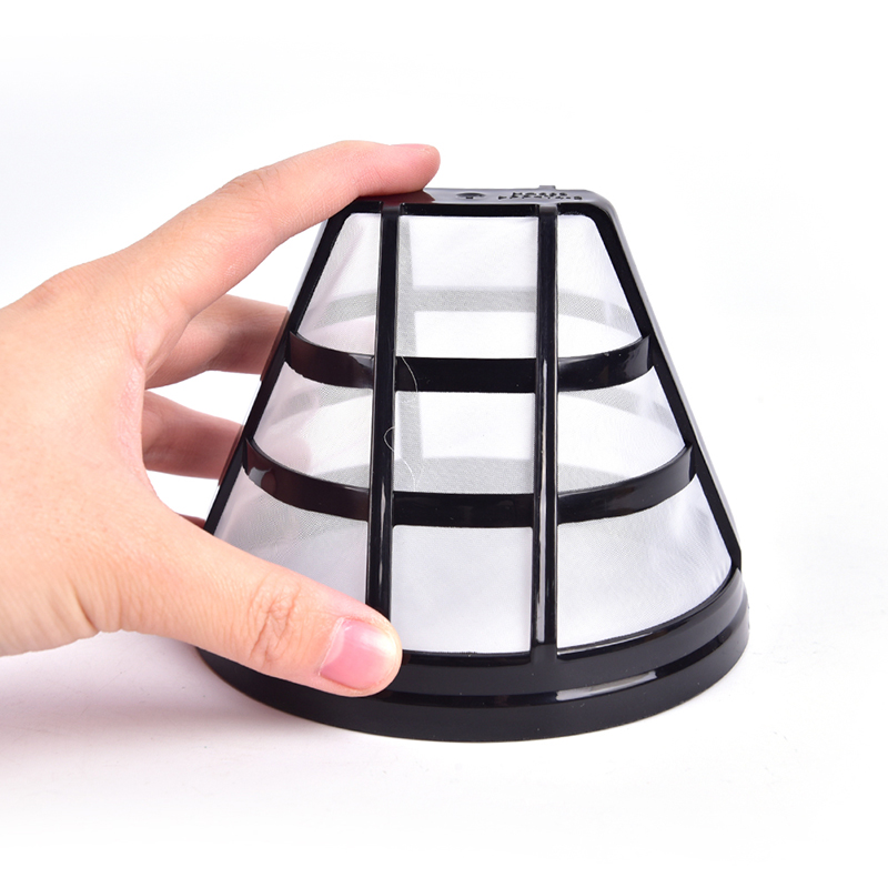 Сменный фильтр для кофе многоразовый инструмент для заварки в виде корзины