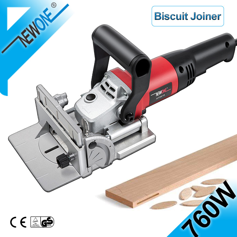 Woodworking Biscuit joiner Tenoning Machine Groove Slotting wood100mm disc 760W 220V Electric Power Tool NEWONE Biscuit jointer