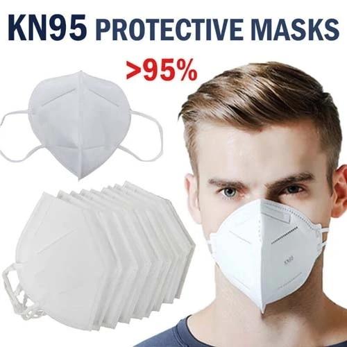 5шт KN95 антивірусна маска для обличчя Коронавірус маска маскарила коронавірус Особисте захисне обладнання Маска респіратор рото