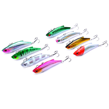 1PCS 28g 9cm Fishing Sinking VIB Lure Vibration Rattle Hook Pesca Crankbait Baits Wobblers