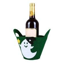 Halloween Tote Bag Trick Or Treat Candy Bag Cartoon Child Gi