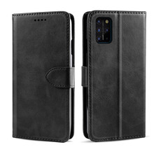 For Umidigi S5 Pro Case PU Leather and TPU Flip Stand Wallet Cover with Magnetic Buckle For Umidigi S5 Pro Case Card Slots