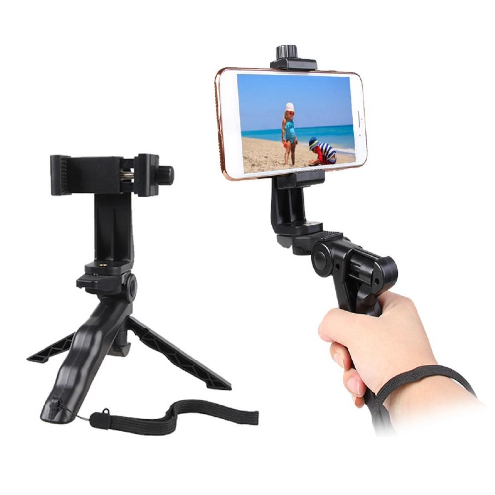 3-Axis Flexible Handheld Gimbal Stabilizer For IPhone For Huawei For Samsung Outdoor Smart Phone Holder  Action Camera