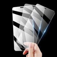 Película de vidrio templado HD transparente para IPhone, Protector de pantalla de alta calidad para IPhone 6, 6s, 7, 7s, 8, 8p, X, XR, XS, MAX, 11, 12 Pro, 3 uds.