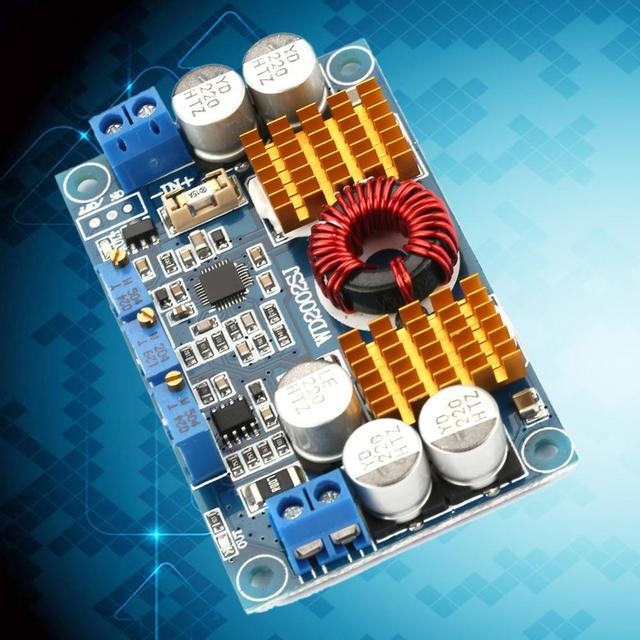 منظم حركة منتظم لـ LTC3780 تيار مستمر 5 32 فولت إلى 1 فولت 30 فولت 10A منظم حركة آلية وحدة شحن وظيفة حماية جيدة