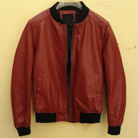 2020 Natural Soft Sheepskin Jackets Big Tall Mens Real Sheepskin Jacket Name Brand Trench Coat American Style Streetwear A835