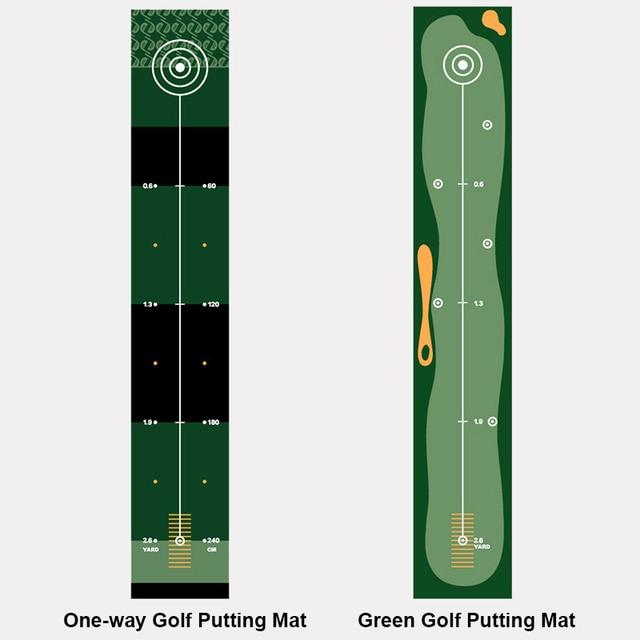 Indoor Outdoor Training Golf hitting Carpet 2