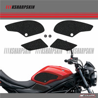 ADESIVI 3D Sticker Decal Emblem Protector Tank Pad Tank grip For SUZUKI 17 18 SV650 17 18 SV650 ABS
