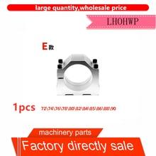 Máquina de grabado CNC husillo soporte del Motor 1 Uds agujero interior diámetro 80mm 72mm / 74/76/78 / 82mm / 84/85/86/88 / 90mm