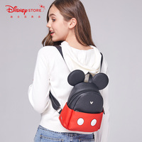 Disney Mickey Mouse Cartoon Bag Cute New Fashion Backpack Women Shoulder Bags Festival Gifts Handbag