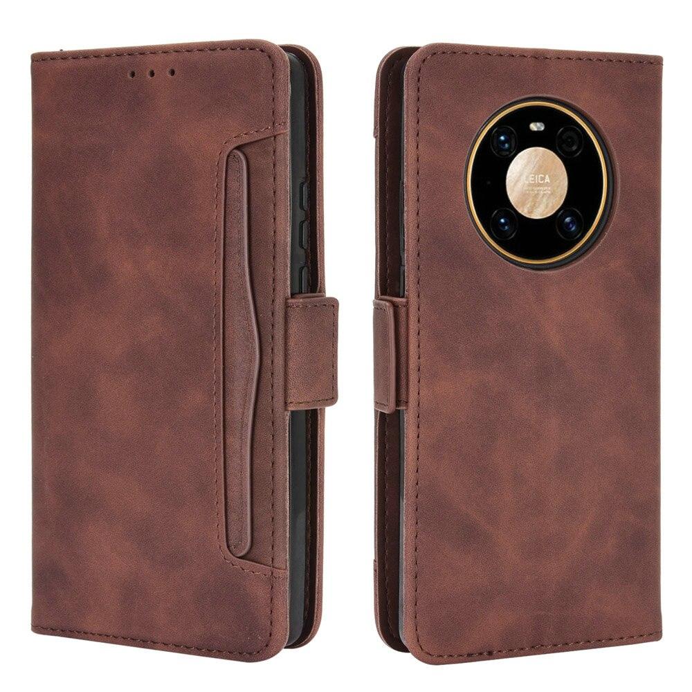 Чехол-книжка Mate40 Lite Mate 40 Pro Plus, съемный кожаный чехол с отделением для карт для Huawei Mate 40, чехол-бумажник, чехол для Mate 40Pro +
