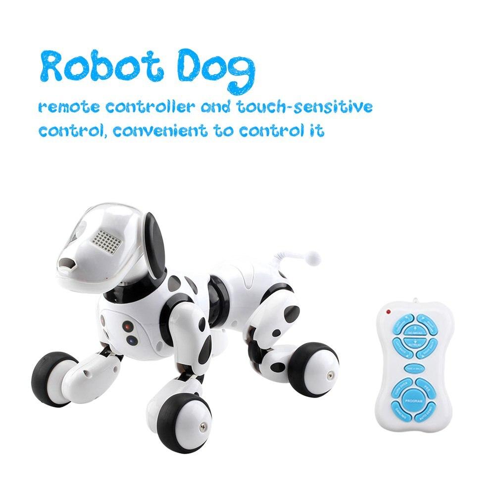 robo inteligente cao 24g controle remoto sem 04