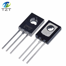 10 шт./лот триодный транзистор D882 2SD882 3A/40V TO-126 NPN power Triode