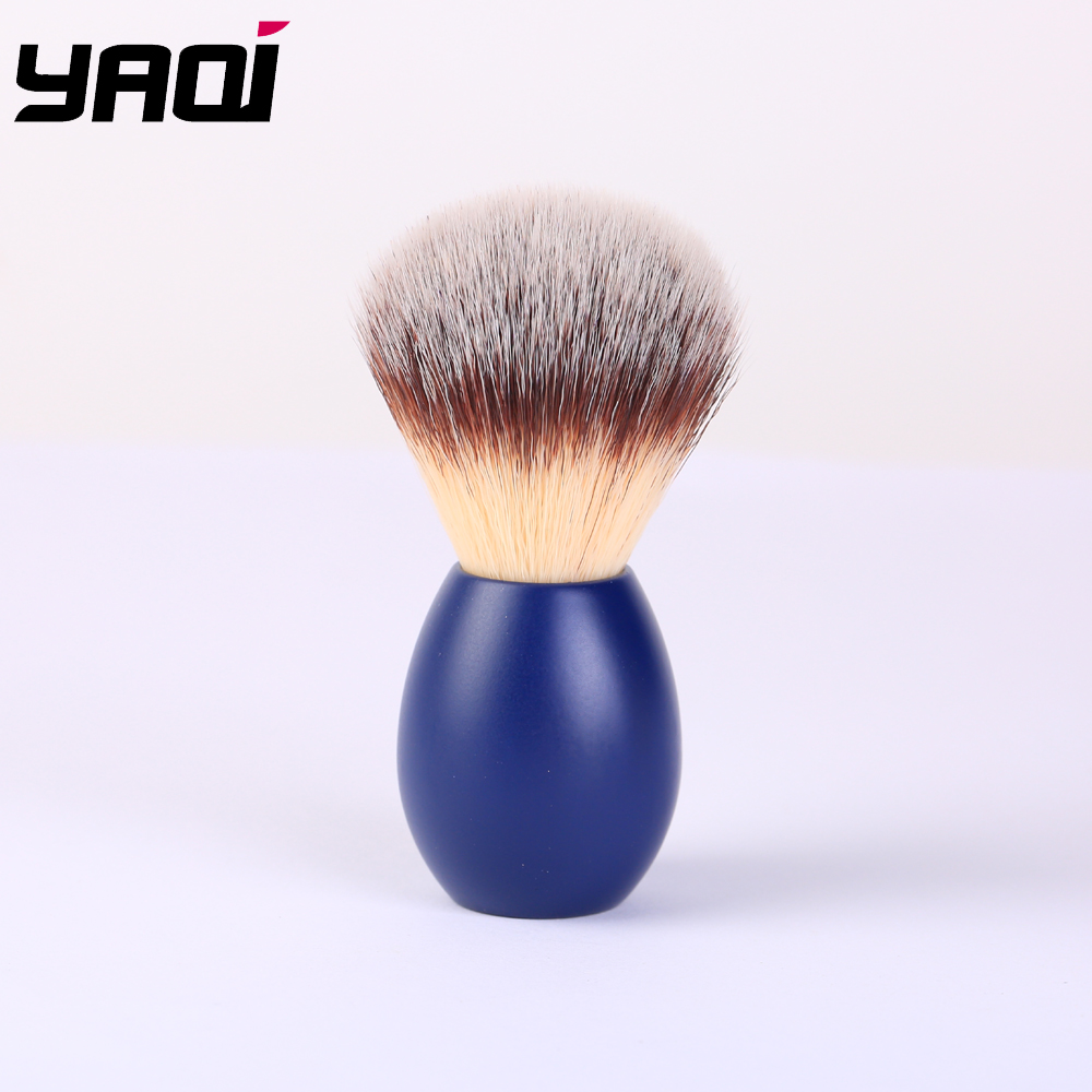 Yaqi Bunny Tuxedo Knot Shave Brush In Blue Version For Easter Day
