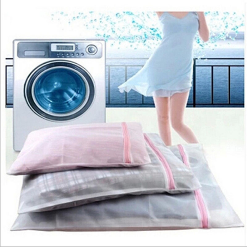 Thickened Laundry Bag Hosiery Bra Sock Underwear Lingerie Wash Protecting Mesh Bag Laundry Basket Clothes Washing Bags