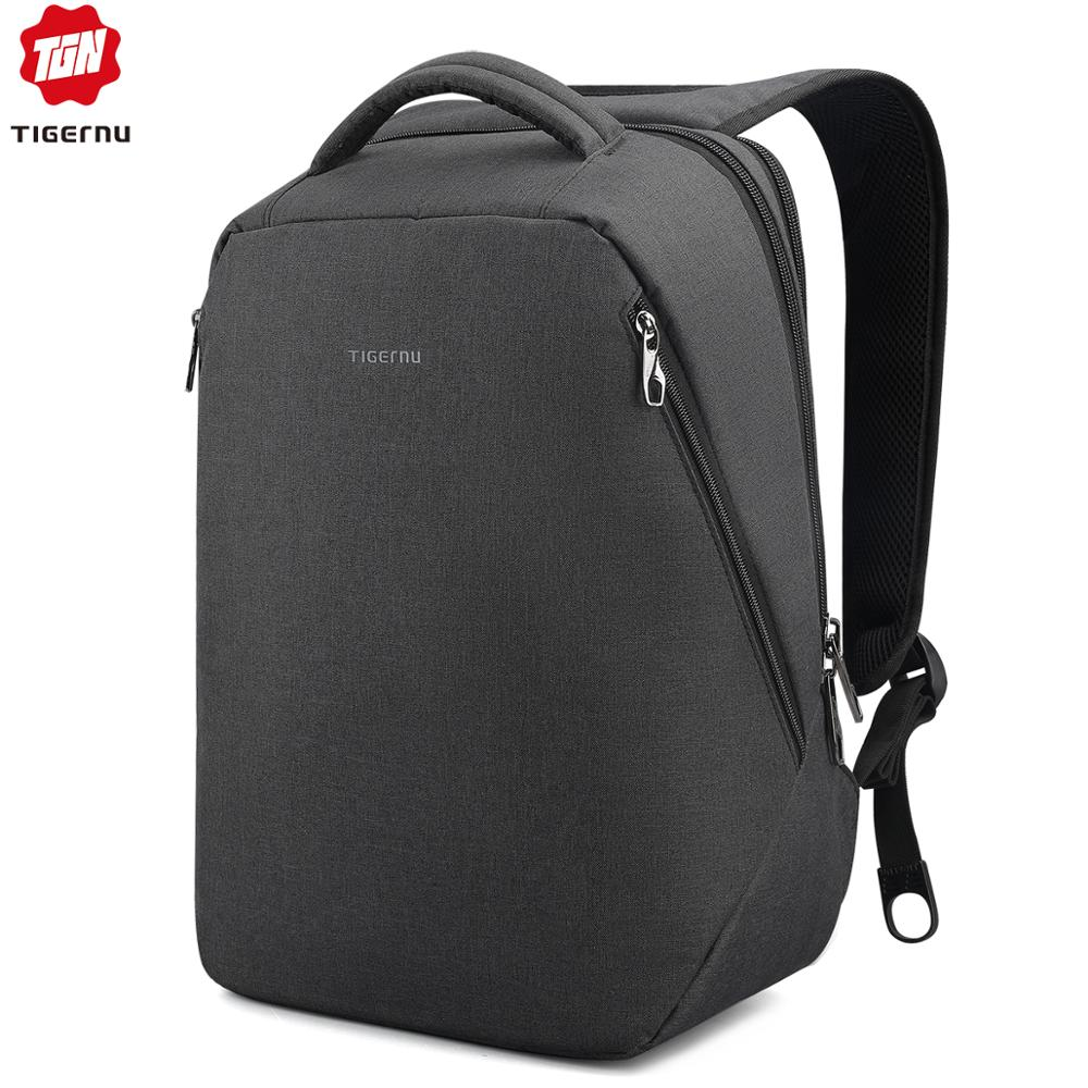 Tigernu Brand Urban Travel Backpack Men Light Backbag Female Backpacks  14
