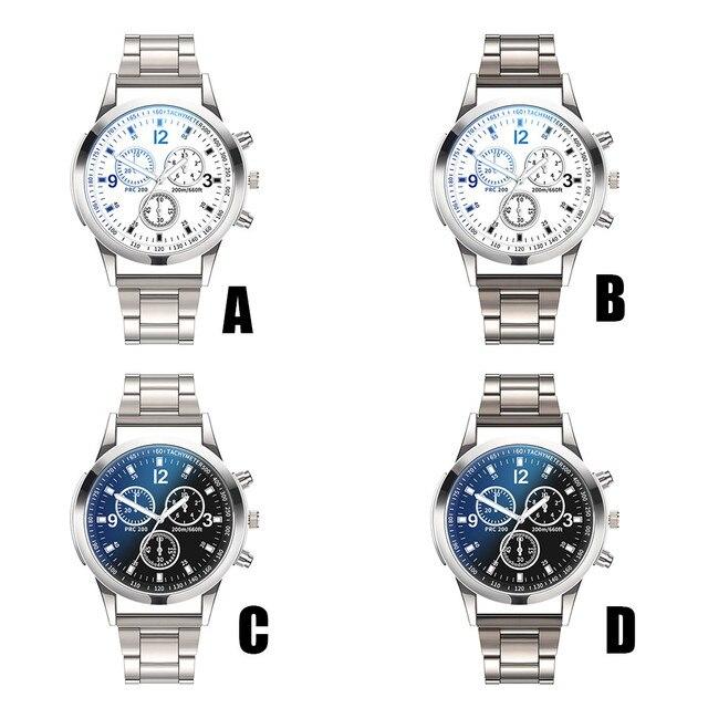 Brand Luxury Men Watches Automatic Black Watch Men Stainless Steel Waterproof Business Sport Mechanical Wristwatch reloj #2 6