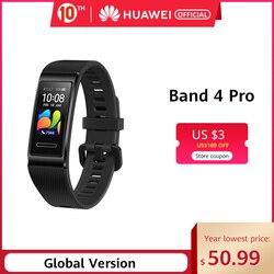 Versi Global Huawei Band 4 Pro AMOLED 0.95