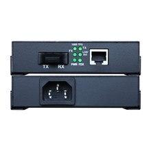Linsn MC801 optic fiber transceiver 500m mc801 multi mode LED fiber convertor for Linsn card for outdoor led large screen