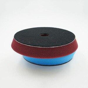 Image 5 - 6 Inch 150mm Hardened Sponge Polishing Disc Polisher Replaceable Sponge Buffing Pad Soft Polishing Foam Pads New