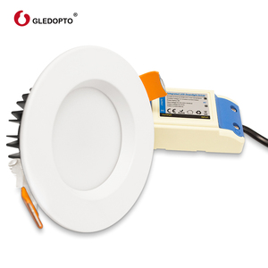 Image 5 - ZIGBEE home 6 W/9 W/12 W LED Downlight ทำงานกับ Amazon plus SmartThings rgb cct light AC100 240V dual สีขาว
