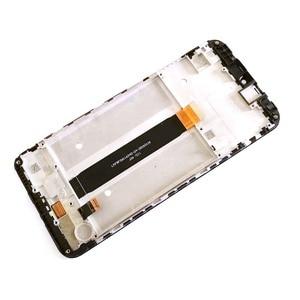 Image 4 - Do BQ 6040L komórkowego BQ Magic BQ 6040L BQ6040L wyświetlacz LCD i montaż digitizera ekranu dotykowego + wymiana ramki + narzędzia + taśma