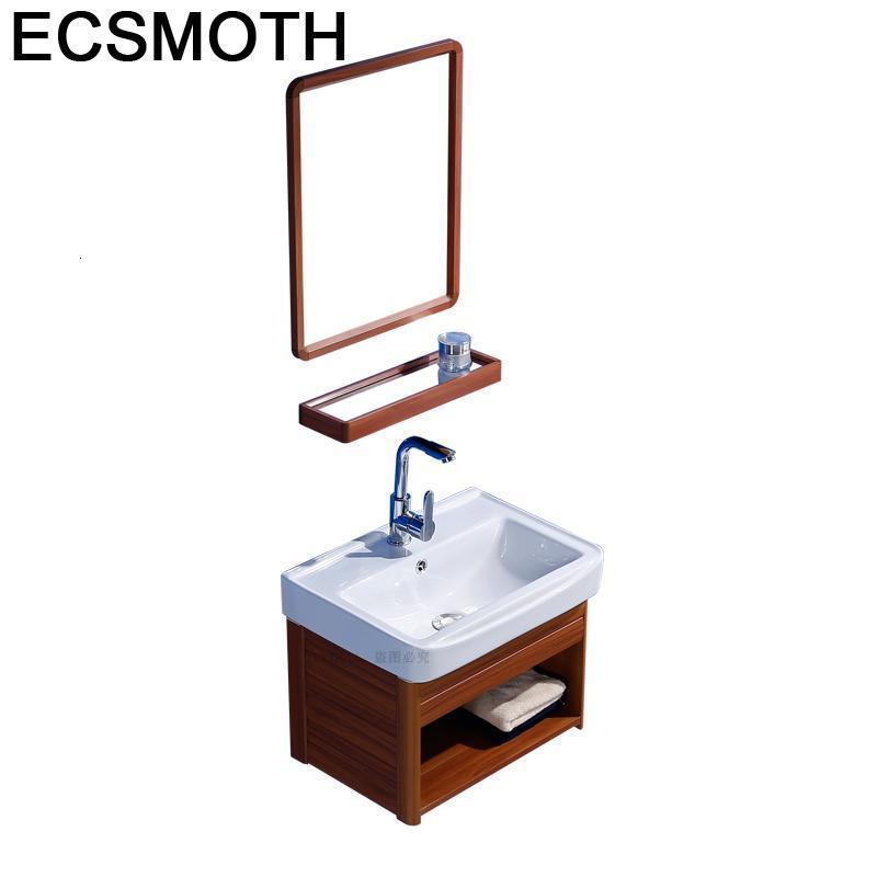Banyo Dolabi Toaletki Armario Schoenenkast Badkamer Kast Rangement Kasten Meuble Salle De Bain Banheiro Vanity Bathroom Cabinet