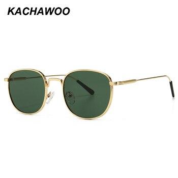 Женские квадратные солнцезащитные очки Kachawoo