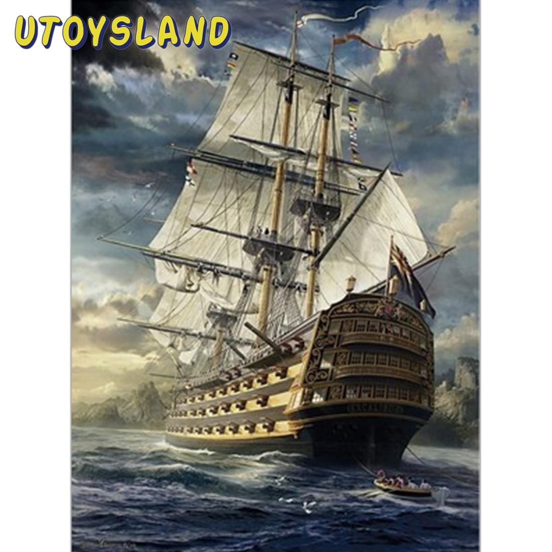 Utoysland 1000 peças quebra-cabeça crianças quebra-cabeças brinquedos educativos para crianças adulto quebra-cabeças montagem decoração
