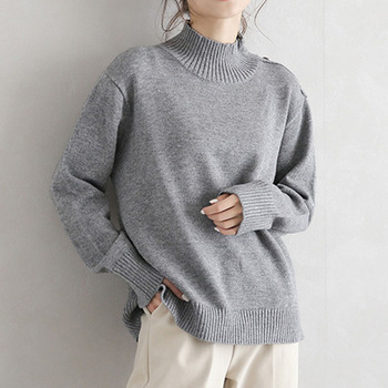 Fashion Solid Color Women Sweater O-neck Autumn Winter Sweater Women Long Sleeve Warm Knitted Sweater Pullover Female Jumper 2018 brand fashion autumn winter warm sweater long sleeve elastic sweater female pullover turtleneck knitted sweaters tops xnxee
