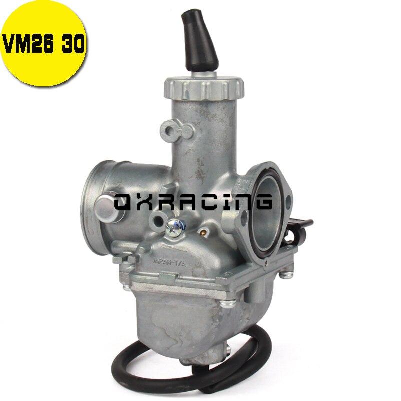 VM26 Карбюратор Carb PZ30 30 мм карбюратор для китайского CG CB 200cc 250cc Dirt Bike Pit bike ATV Quad Motorcycle