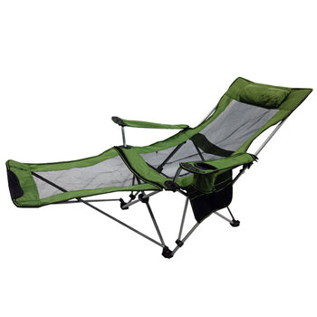 Outdoor Folding Chair Light-portable Dual-purpose Chair and Bed-protecting Bed for Bed