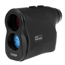 Rangefinder Golf Course Distance Rangefinder 600M Monocular Telescope Speed Angle Height Fog Decoration(China)