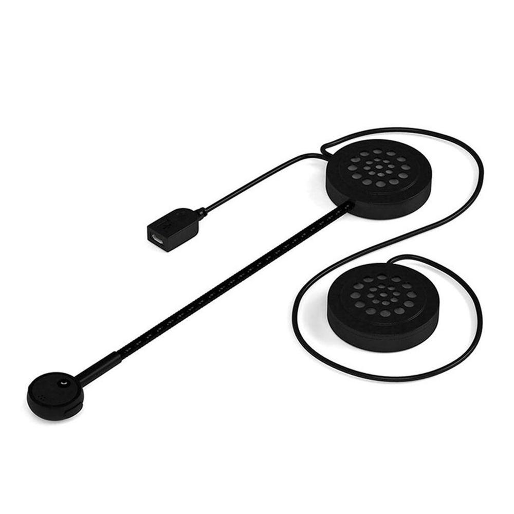 Fashion Motorcycle Wireless Helmet Headset V4.0 + EDR Headset Speaker Long Standby 2.402GHz-2.480GHz