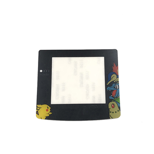 Image 5 - عدسة شاشة زجاجية بلاستيكية واقية لاستبدال شاشة GameBoy اللون GBC